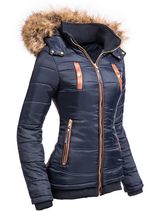 roiii frauen winter verdicken parka kapuzen ski outdoor kunstpelz jacke mantel plus gr e 36 50. Black Bedroom Furniture Sets. Home Design Ideas